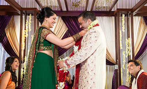 Tampa Hindu Wedding by Andrew Milne Photography - 1