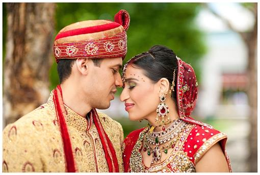 Traditional Indian Wedding Photos by SYPhotography - 3