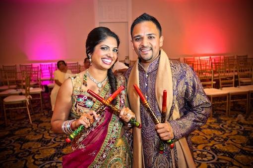 Vibrant Cincinnati Indian Vatna, Mehndi and Garba - 1