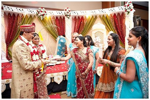 Westin Jersey City Hindu Wedding - 2