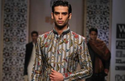 Wills Lifestyle Fashion Week 2011 - Manish Malhotra Men