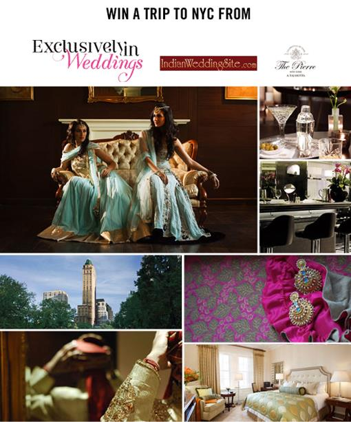 Win a Trip for Exclusively.In Wedding