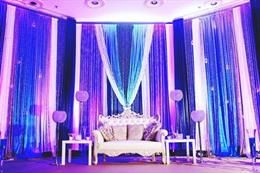 James Bond Themed Indian Wedding Designed by South Asian Wedding Centre