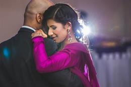 Canadian South Indian Wedding by Impressions by Annuj