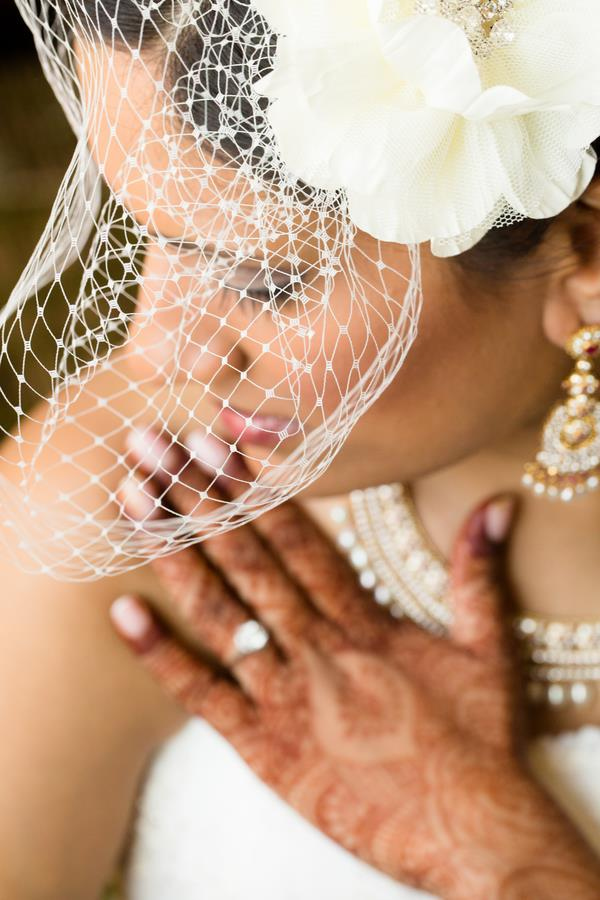 8a indian wedding bridal veil