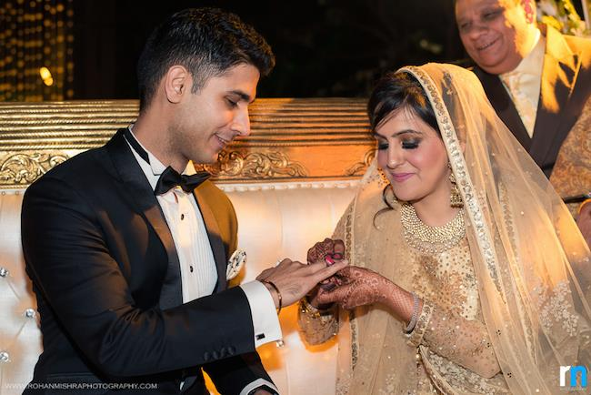 5a indian wedding ring ceremony