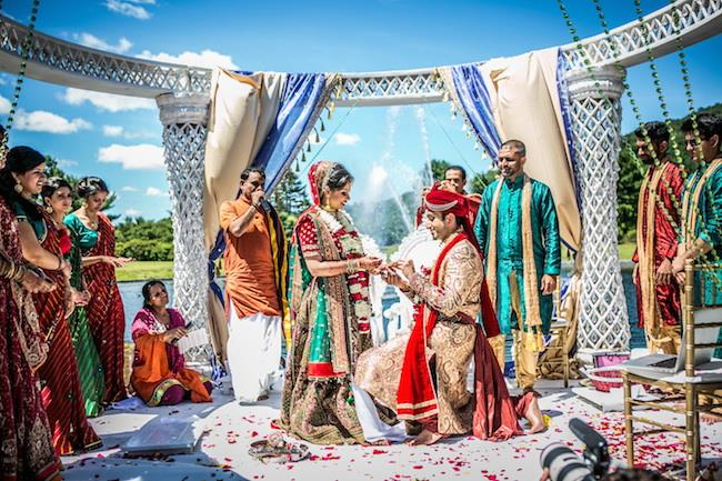 40a indian wedding hindu ceremony