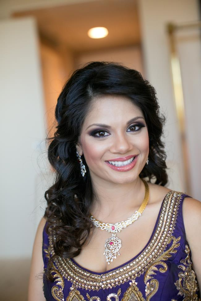 47a indian wedding bridal makeup