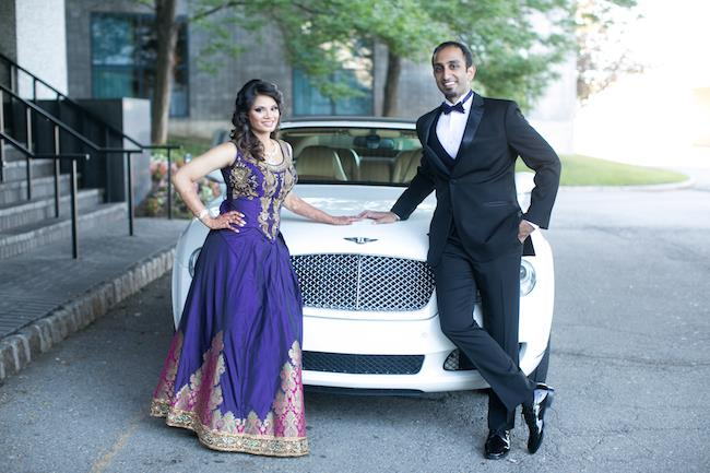 48a indian wedding bridal car