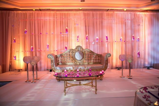 58a indian wedding staging
