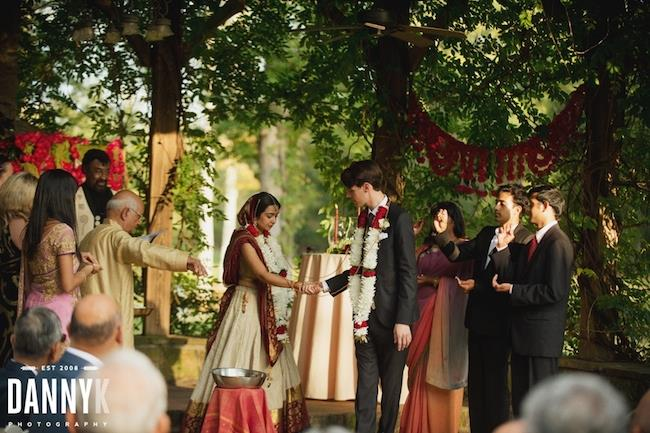 23a INDIAN WEDDING OUTDOOR CEREMONY